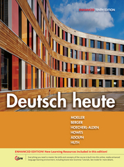 Deutsch heute, Enhanced 10th Edition 9781305077157 1305077156