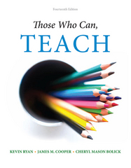 Those Who Can, Teach 14th Edition 9781305077690 1305077695