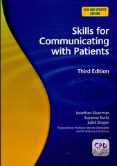Skills for Communicating with Patients, 3rd Edition 3rd Edition 9781846193651 1846193656