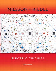 Electric Circuits 10th Edition 9780133760033 0133760030