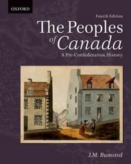 The Peoples of Canada 4th Edition 9780195446364 0195446364