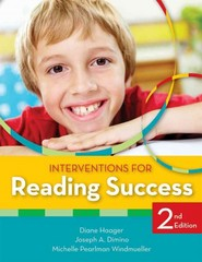 Interventions for Reading 2nd Edition 9781598572797 1598572792