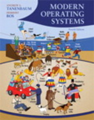 Modern Operating Systems 4th Edition 9780133591620 013359162X
