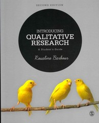 Introducing Qualitative Research 2nd Edition 9781446254608 1446254607