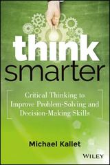 Think Smarter 1st Edition 9781118864357 1118864352