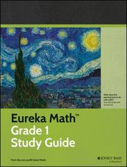 Eureka Math Grade 1 Study Guide 1st Edition 9781118813973 1118813979