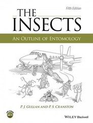 The Insects 5th Edition 9781118846155 111884615X