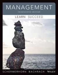 Management 13th Edition eBook 9781119033943 1119033942