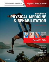 Braddom's Physical Medicine and Rehabilitation 5th Edition 9780323280464 0323280463