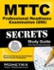 MTTC Professional Readiness Examination (096) Secrets Study Guide