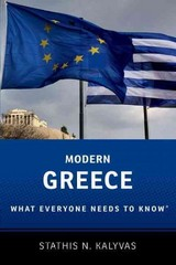 Modern Greece 1st Edition 9780199948796 0199948798
