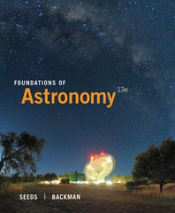 Foundations of Astronomy 13th Edition 9781305079151 1305079159