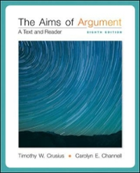 Aims of argument mla 2016 update 8th edition | 9781260094657.