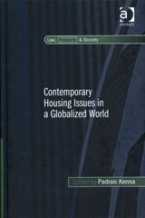 Contemporary Housing Issues in a Globalized World 1st Edition 9781317160847 1317160843