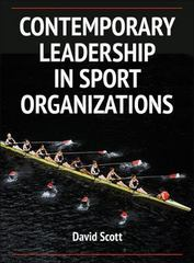 Contemporary Leadership in Sport Organizations 1st Edition 9781450477550 1450477550