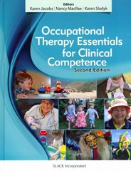 Occupational Therapy Essentials for Clinical Competence 2nd Edition 9781617116384 1617116386
