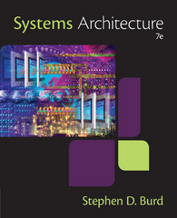 Systems Architecture 7th Edition 9781305537378 1305537378
