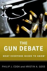 The Gun Debate 1st Edition 9780199338993 019933899X