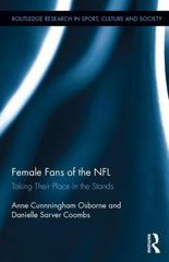 Female Fans of the NFL 1st Edition 9781138013872 1138013870