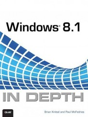 Windows 8.1 In Depth 1st Edition 9780789752819 0789752816