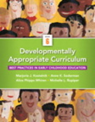 Developmentally Appropriate Curriculum 6th Edition 9780133551211 0133551210