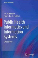 Public Health Informatics and Information Systems 2nd Edition 9781447142362 1447142365