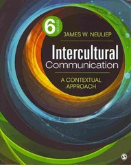 Intercultural Communication 6th Edition 9781452256597 1452256594