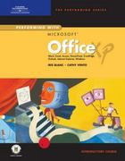 Performing with Microsoft Office XP: Introductory Course 1st edition 9780619058531 0619058536