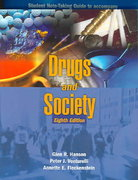 Drugs And Society 8th edition 9780763734930 0763734934