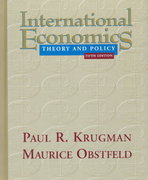 International Economics 5th edition 9780321033871 0321033876
