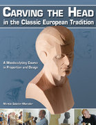 Carving the Head in the Classic European Tradition 0 9781565233027 1565233026