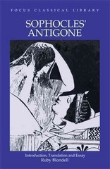 Antigone 1st Edition 9780941051255 0941051250