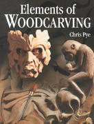 Elements of Woodcarving 0 9781861081087 1861081081