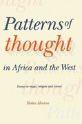 Patterns of Thought in Africa and the West 0 9780521369268 0521369266