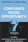 Corporate Social Opportunity! 0 9781874719830 1874719837