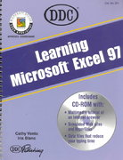 Learning Microsoft Excel 97 0 9781562434410 1562434411
