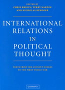 International Relations in Political Thought 0 9780521575706 0521575702