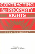 Contracting for Property Rights 0 9780521449045 0521449049