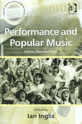 Performance and Popular Music 1st Edition 9780754681571 0754681572