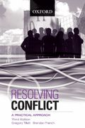 Resolving Conflict 3rd edition 9780195517538 0195517539