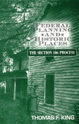 Federal Planning and Historic Places 1st Edition 9780742502598 0742502597