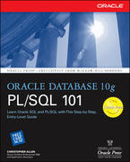 Oracle Database 10g PL/SQL 101 1st edition 9780072255409 0072255404