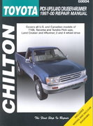 Toyota Pick-Ups/Land Cruisers/4-Runners, 1997-00 1st edition 9781563924170 156392417X
