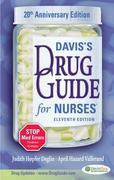 Davis's Drug Guide for Nurses 11th edition 9780803619128 080361912X