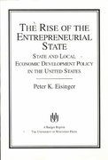 The Rise of the Entrepreneurial State 0 9780299118747 0299118746