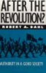 After the Revolution? 2nd edition 9780300049640 0300049641