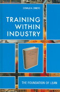 Training Within Industry 0 9781563273070 1563273071