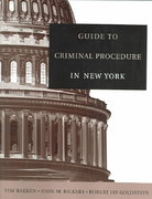 Guide to Criminal Procedure in New York 1st edition 9780534643478 0534643477