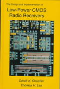 The Design and Implementation of Low-Power CMOS Radio Receivers 0 9780792385189 0792385187