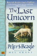 The Last Unicorn 30th Edition 9780451450524 0451450523
